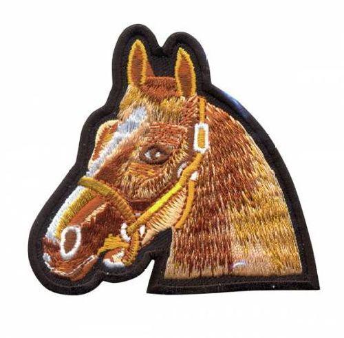 Термоаппликация AD1342 Лошадь, Hobby&Pro