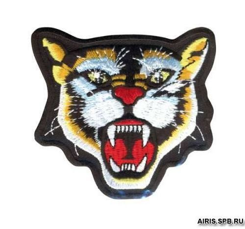 AD1322 Термоаппликация 'Тигр', 8*8,7 см, Hobby&Pro