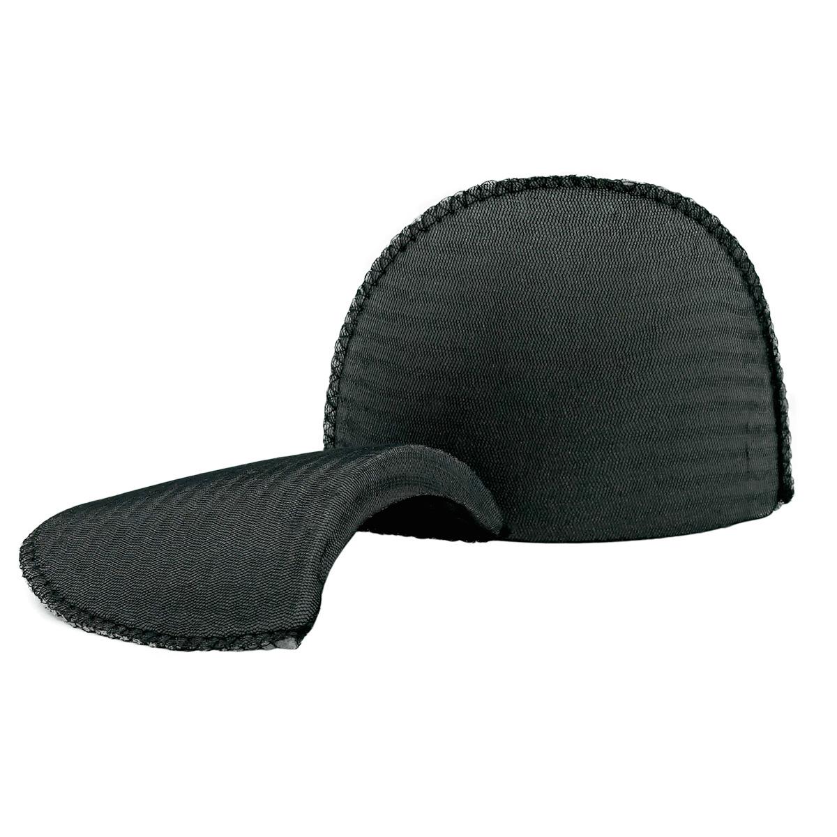 Плечевые накладки В-14/А втачные обшитые цвет черный, 14х100х155 мм, Hobby&Pro