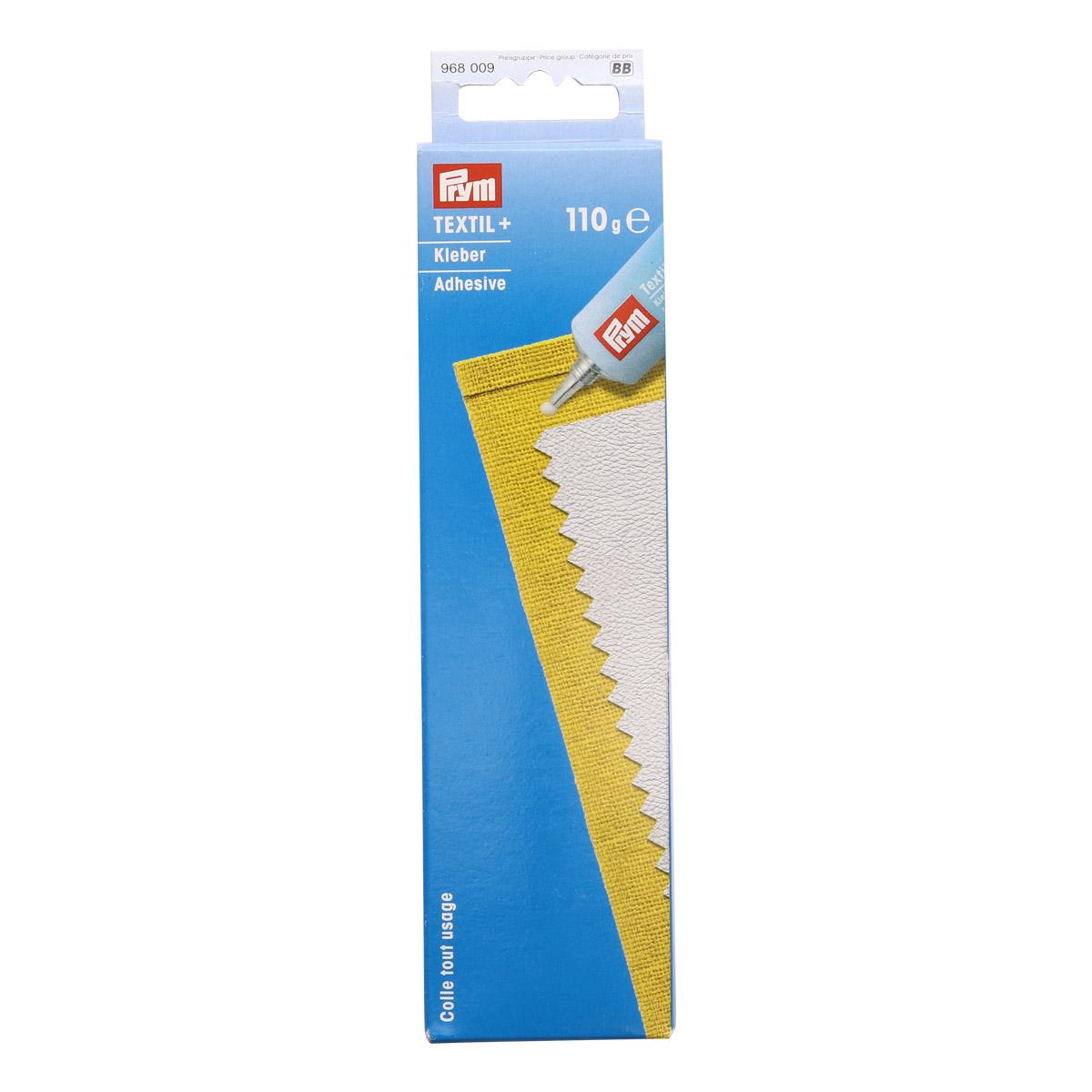 968009 Клей для текстиля Textil+ 110г Prym