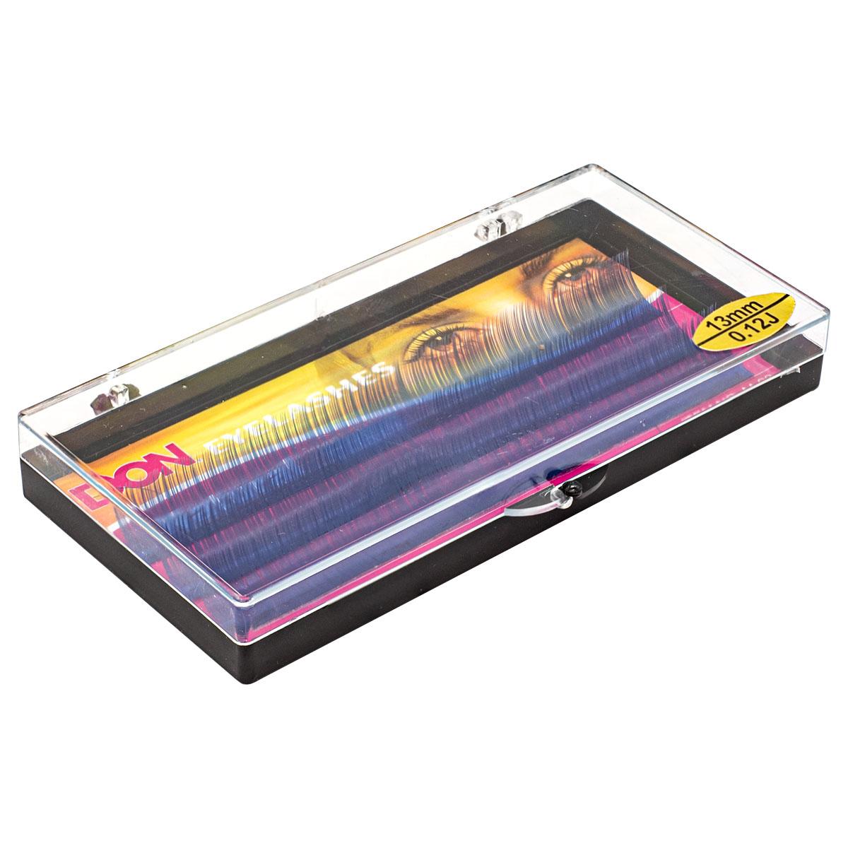 28876 Ресницы 'DON' № М-003, 13мм L=9,5см в коробочке