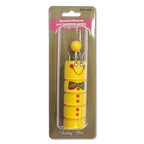 891400 Приспособление для плетения шнура 'куколка', Hobby&Pro
