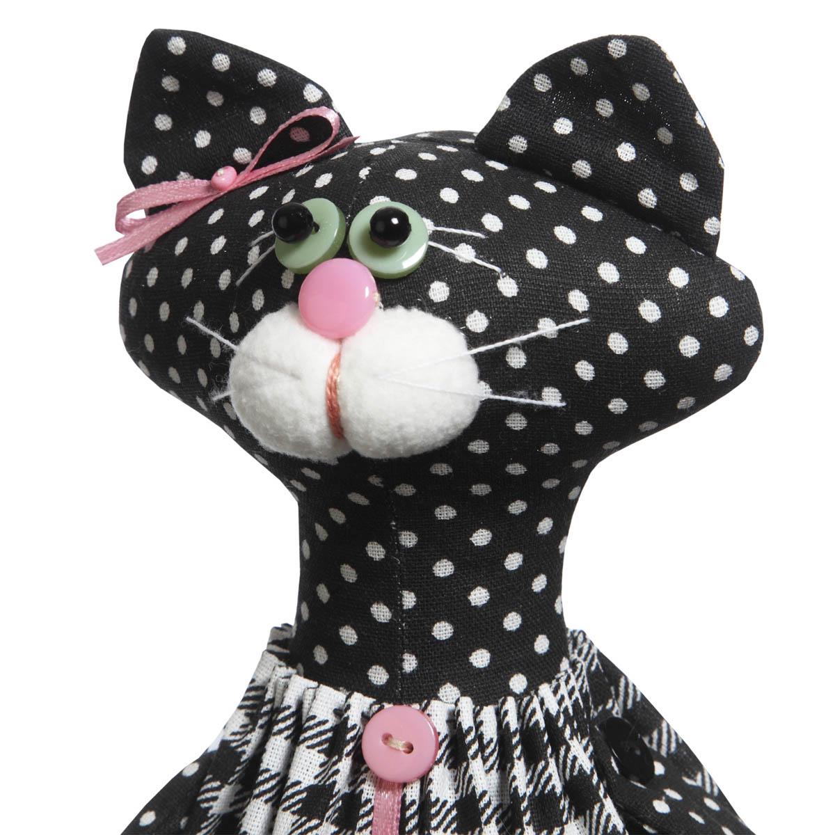 ТК-009 Набор для шитья мягкой игрушки 'Кошечка Марта'