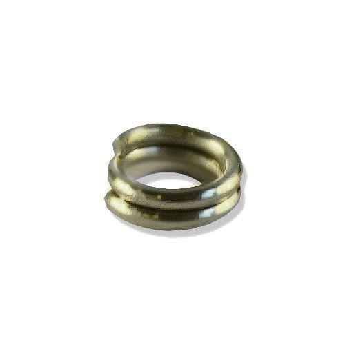 Кольцо для бус, двойное, 0,7*5мм, 100шт/уп OTH1524 Астра