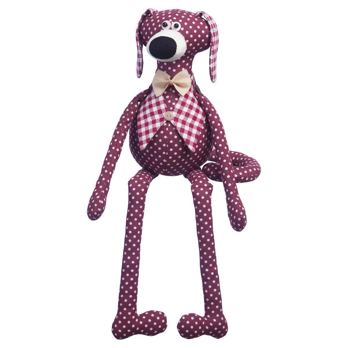 ТК-010 Набор для шитья мягкой игрушки 'Пёс Прутик'