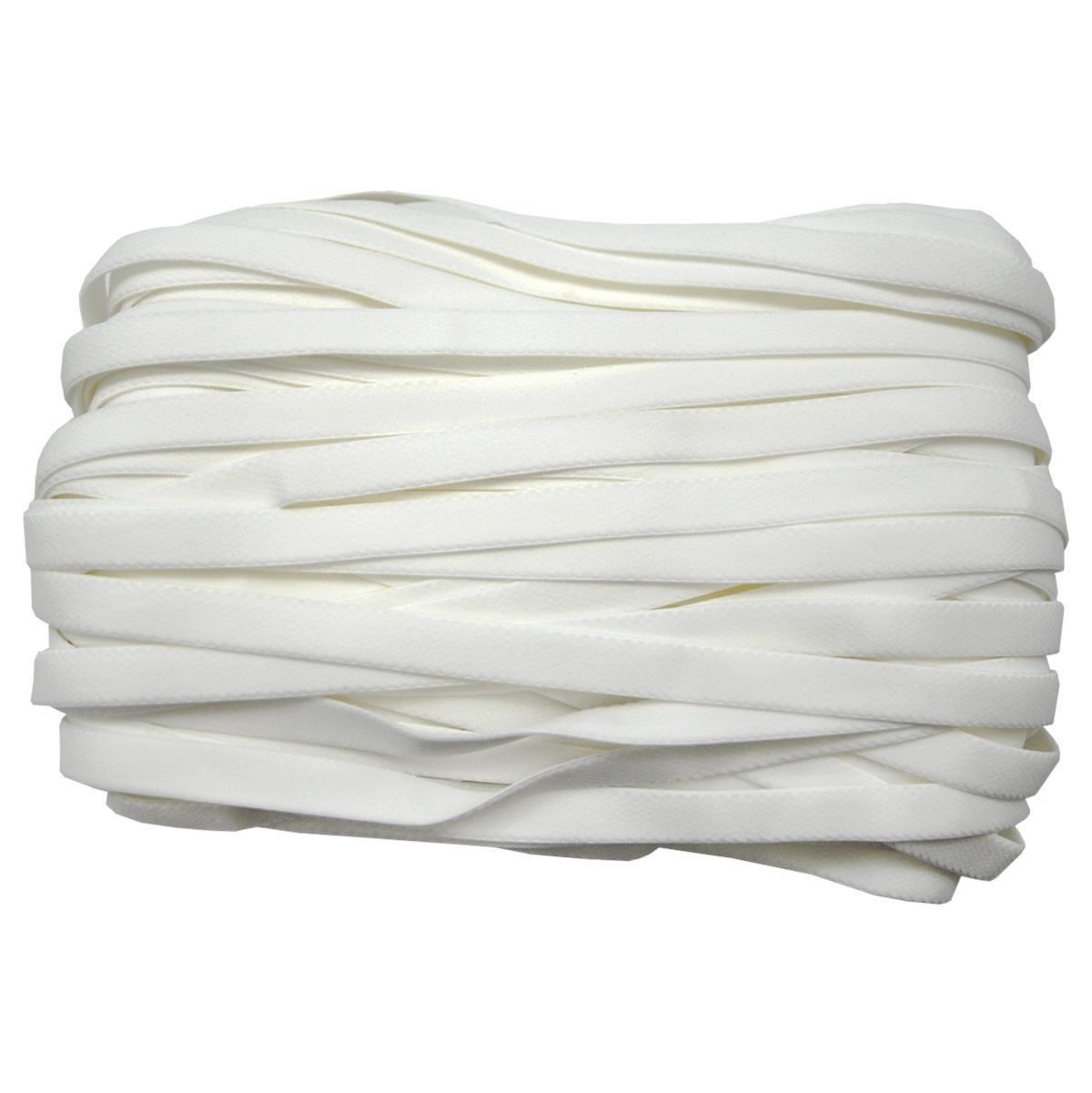 ST/02 эластичная бретелечная лента 12мм*50м, белый