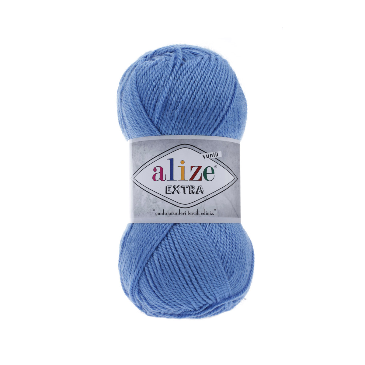 Пряжа ALIZE 'EXTRA' 100гр. 220м (90% Aкрил - 10% Шерсть)