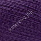 """Пряжа  Камтекс """"Бамбино"""" 150м./50,45г. фиолетовый мериносовая шерсть 35%; акрил 35%"""