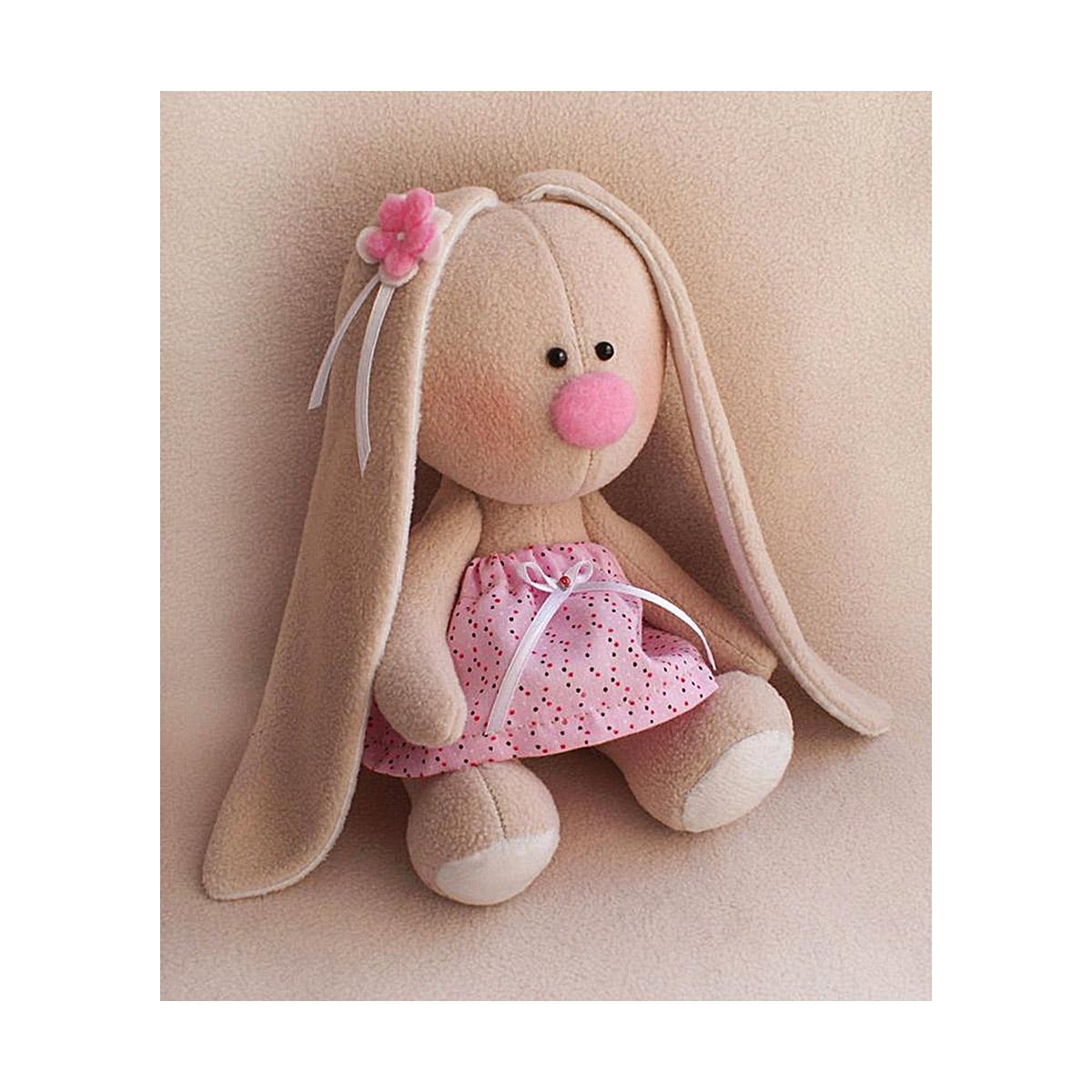 """МЗ-01 Набор для изготовления текстильной игрушки HAPPY HANDS """"Карамелька"""""""