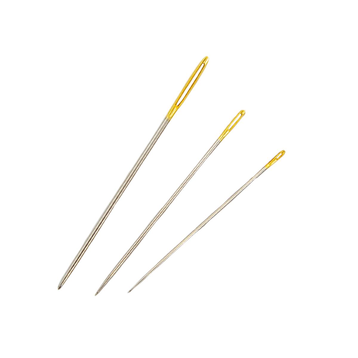 120110/g Иглы для шитья и рукоделия 'Ассорти', упак./30 шт., Hobby&Pro