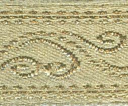 1984 Тесьма жаккардовая, 25 мм*16,4 м, 'Hobby&Pro'