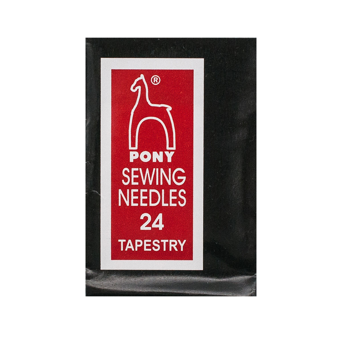 05162 Иглы для гобелена и трикотажа №24, упак./25 шт., PONY