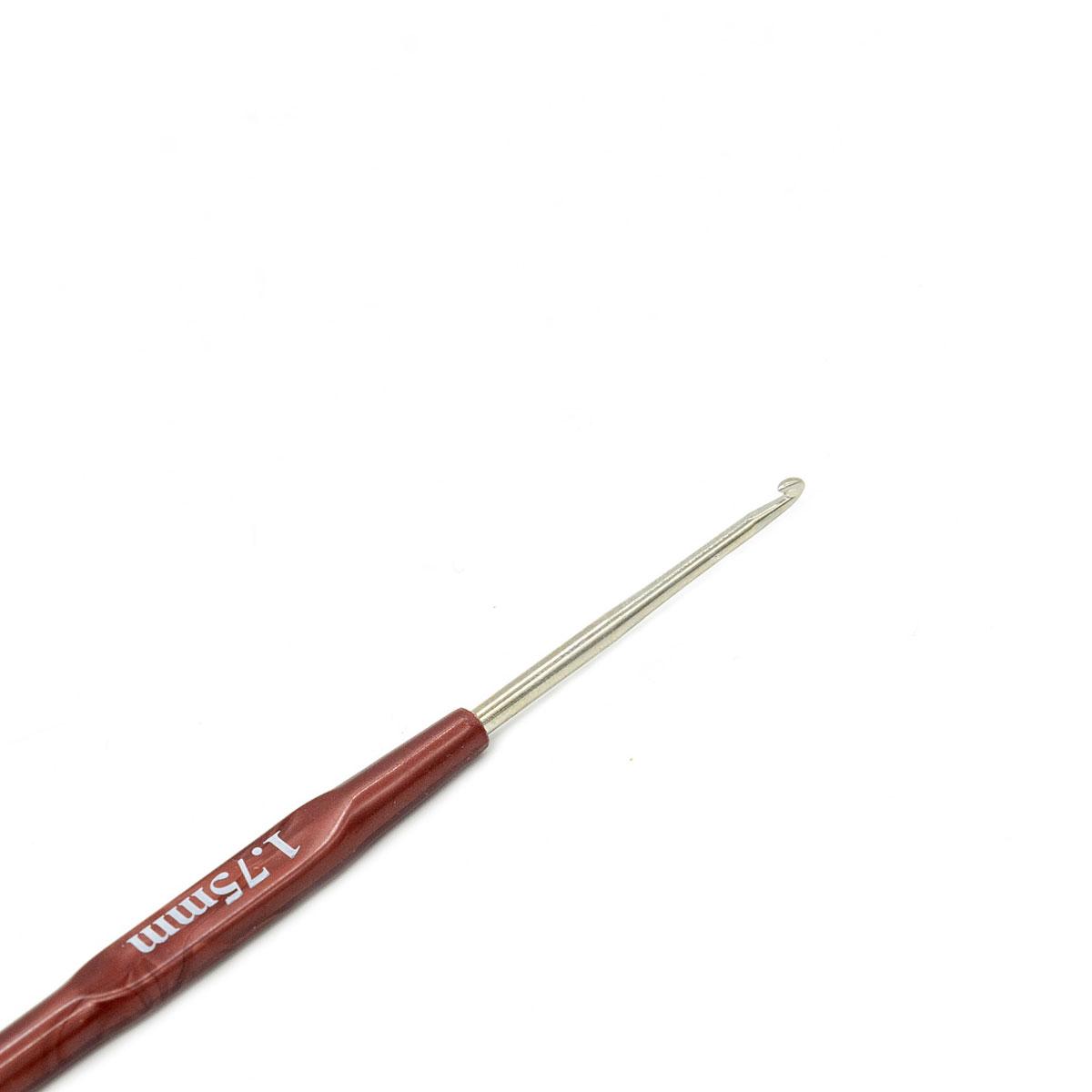 Крючок для вязания с пластиковой ручкой 955175, 1,75 мм, Hobby&Pro