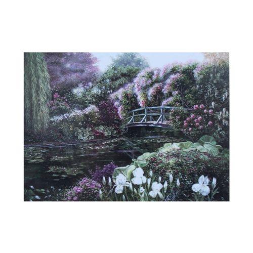РТ130098 Папертоль 'Сиреневый пейзаж', 20*15 см