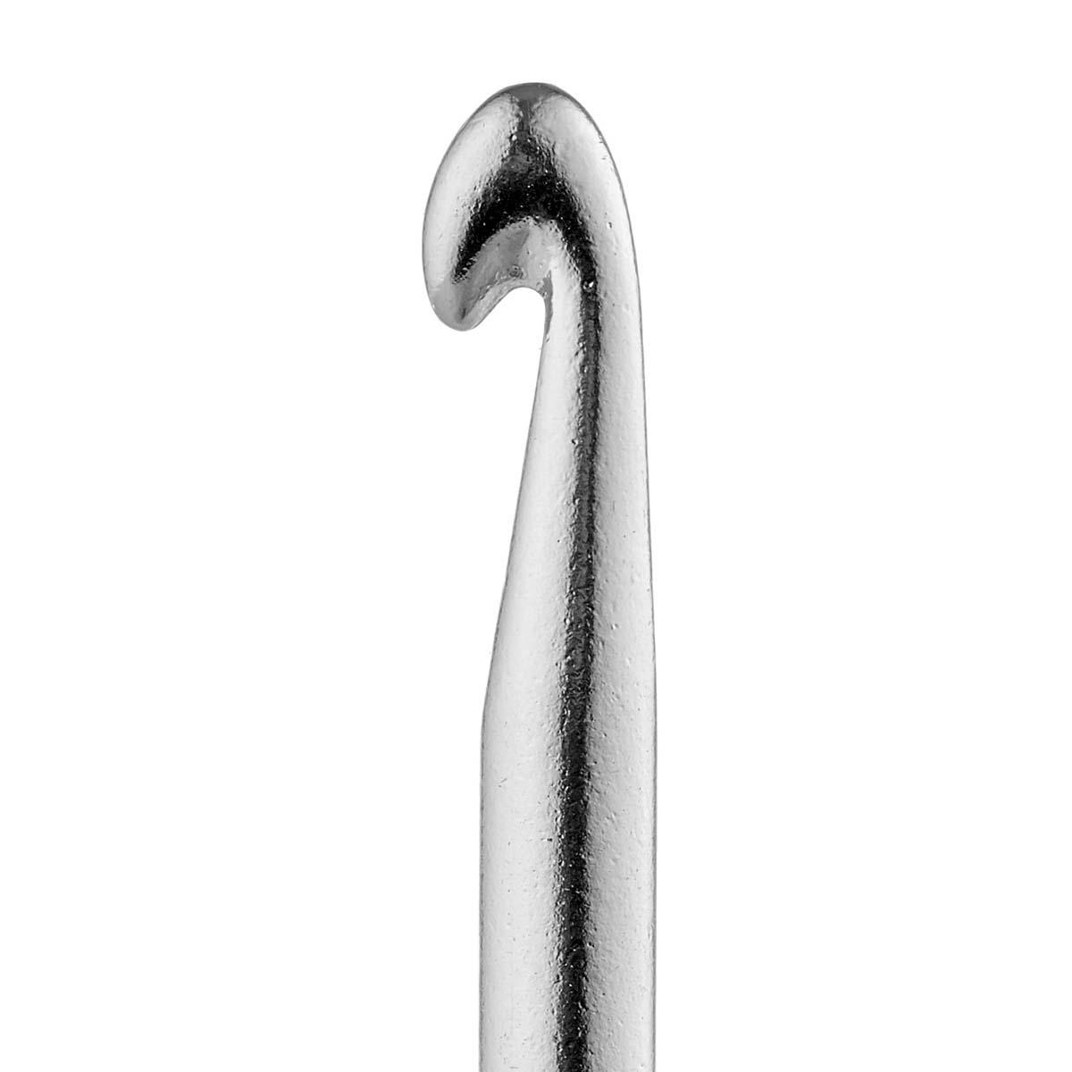 24R50X Крючок для вязания с резиновой ручкой, 5,0мм Hobby&Pro
