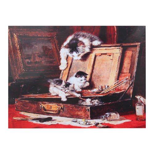 РТ150019 Папертоль 'Кошки', 16*20 см
