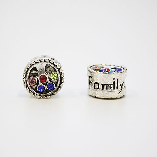 Декоративная подвеска 'Family love', 2шт/упак