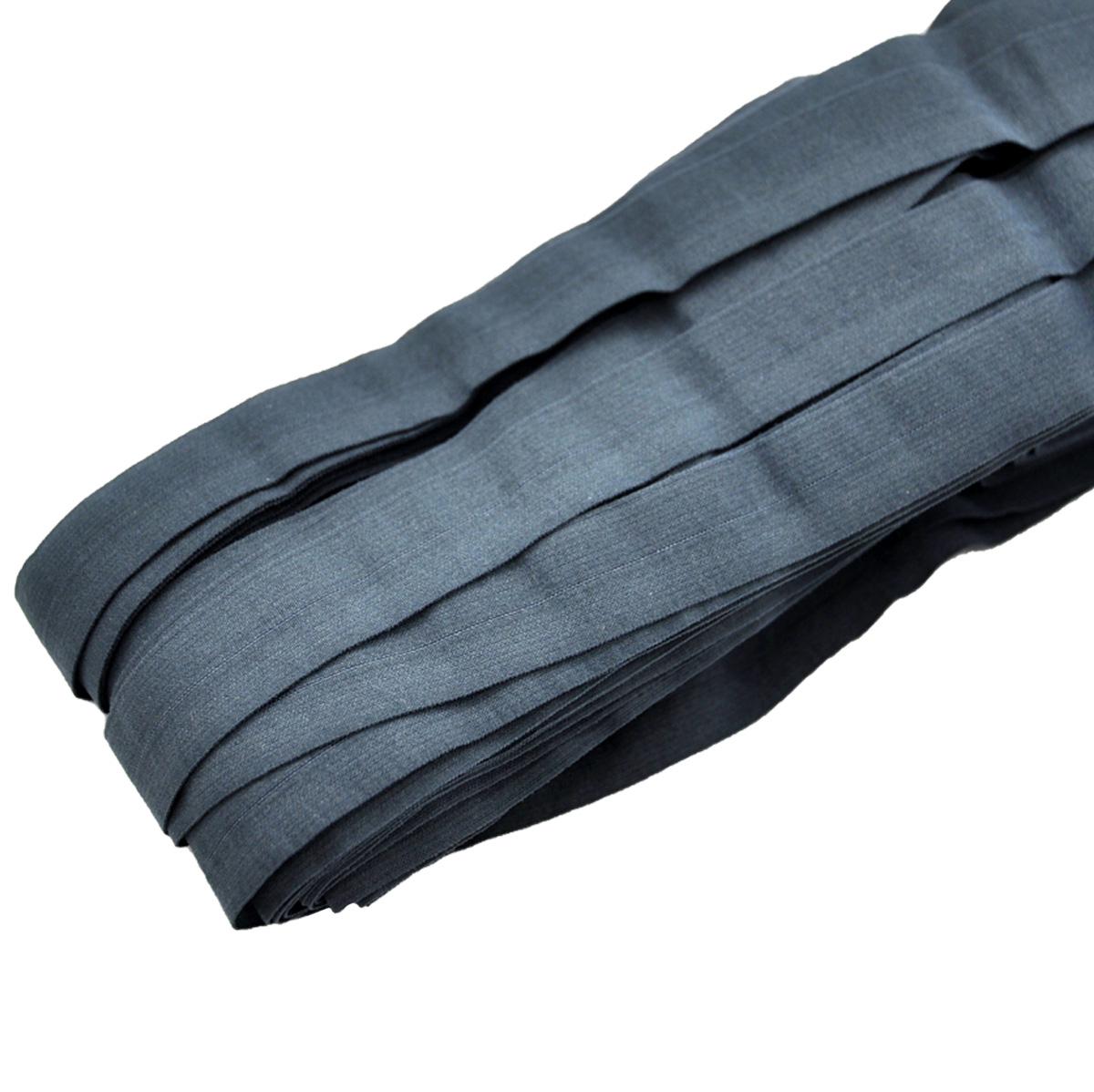 STD/32 эластичная отделочная лента 14мм*25м, серый