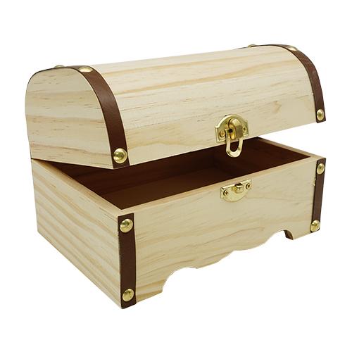 62003280 Сундук деревянный, 18*13*12,5 см, Glorex