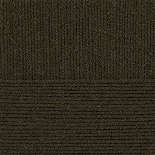 Пряжа Пехорский текстиль Народная 220м./107,4г. Шерсть 30%; акрил 70%