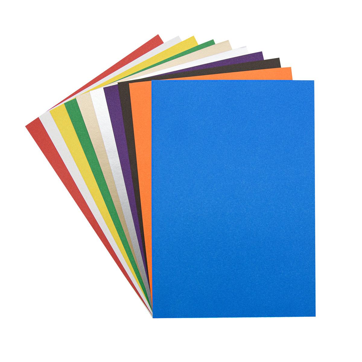 С0010-26 Цветной волшебный картон А4,10цв. 'Друзья-путешественники'
