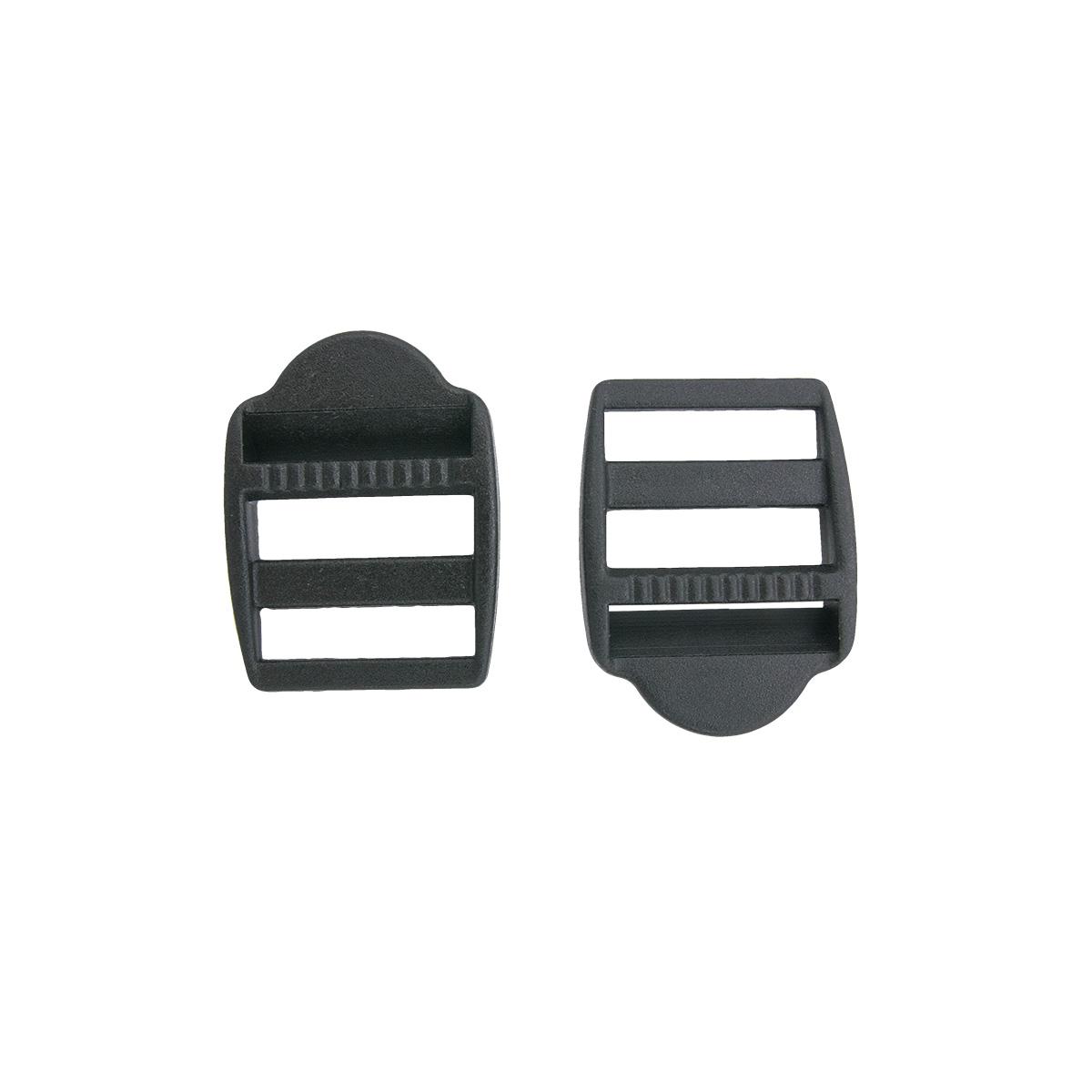 0324-9515 Рамка-регулятор, черный, 2,6 см