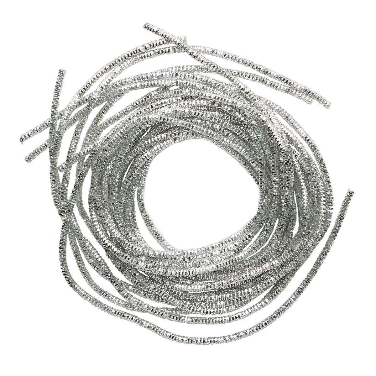 ТК002НН1 Трунцал медный,серебро 1,5 мм, 5 гр/упак Астра