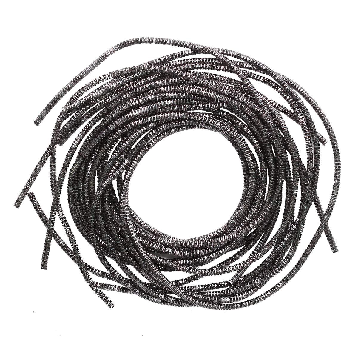 ТК022НН1 Трунцал медный,старое серебро 1,5 мм, 5 гр/упак Астра