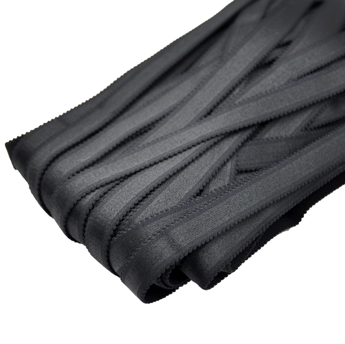 STD/59 эластичная бретелечная лента 14мм*25м, черный