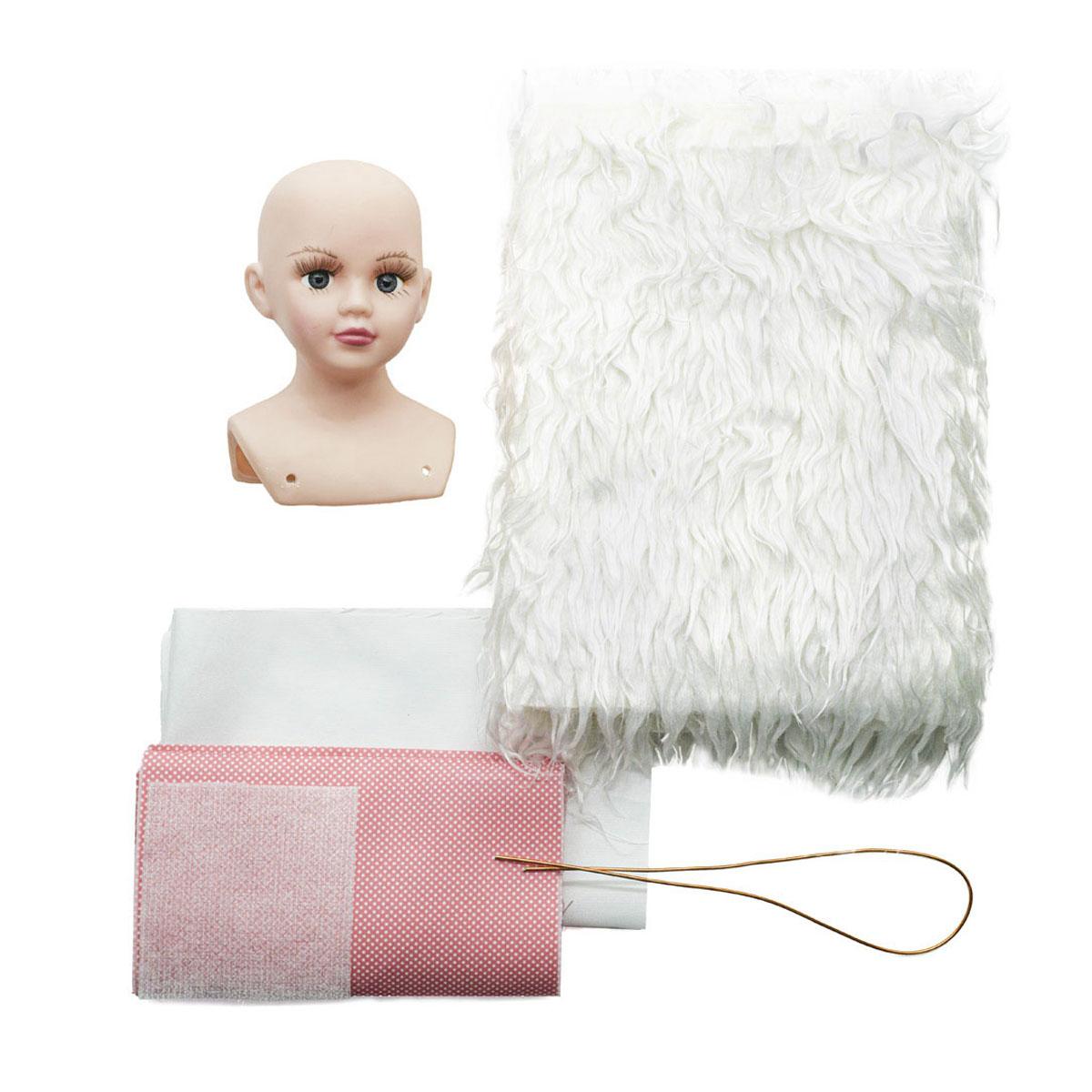 17-401 Набор для изготовления интерьерной игрушки 'Зайка' 36 см