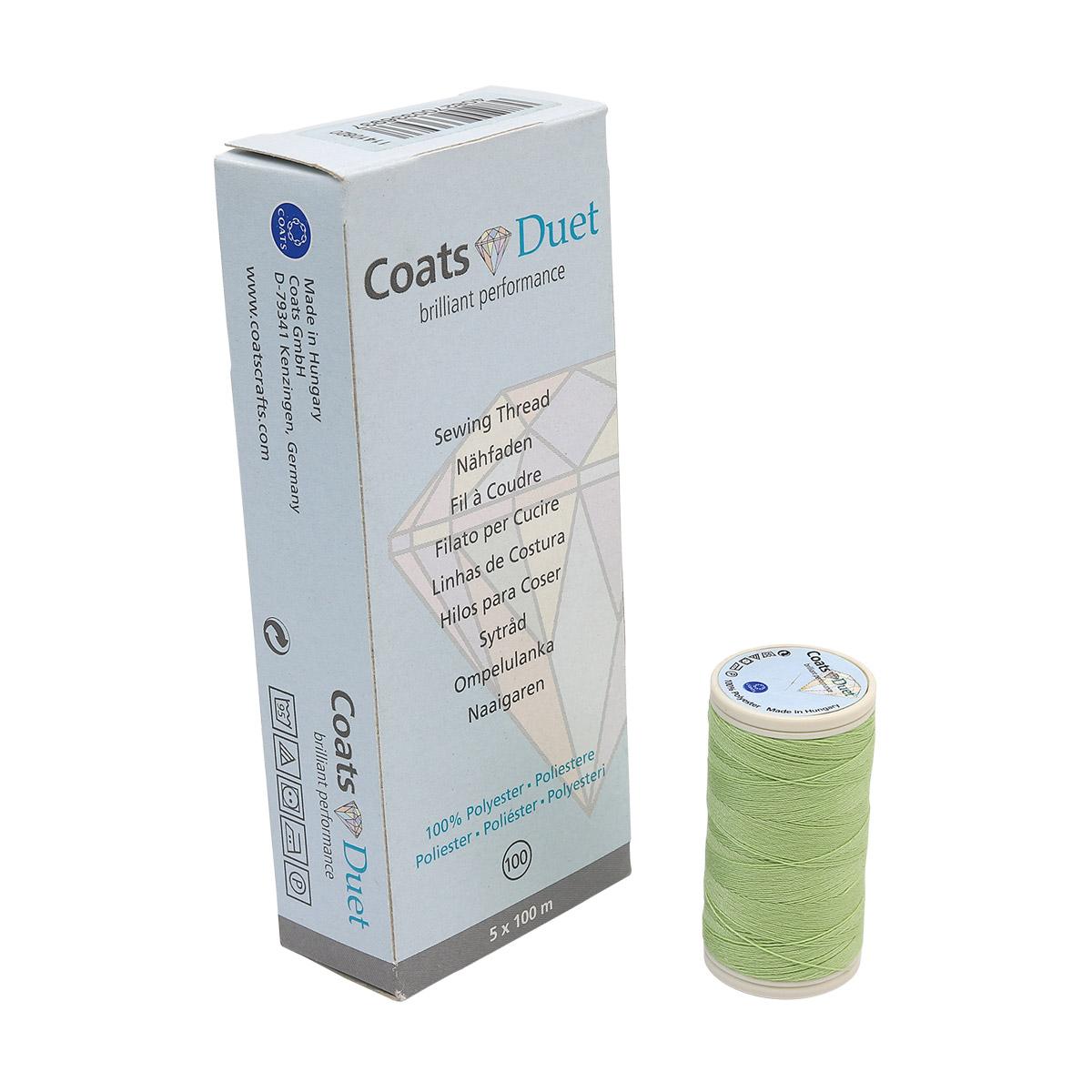 4645100-03583 Нитки швейные Coats Duet 100 м.