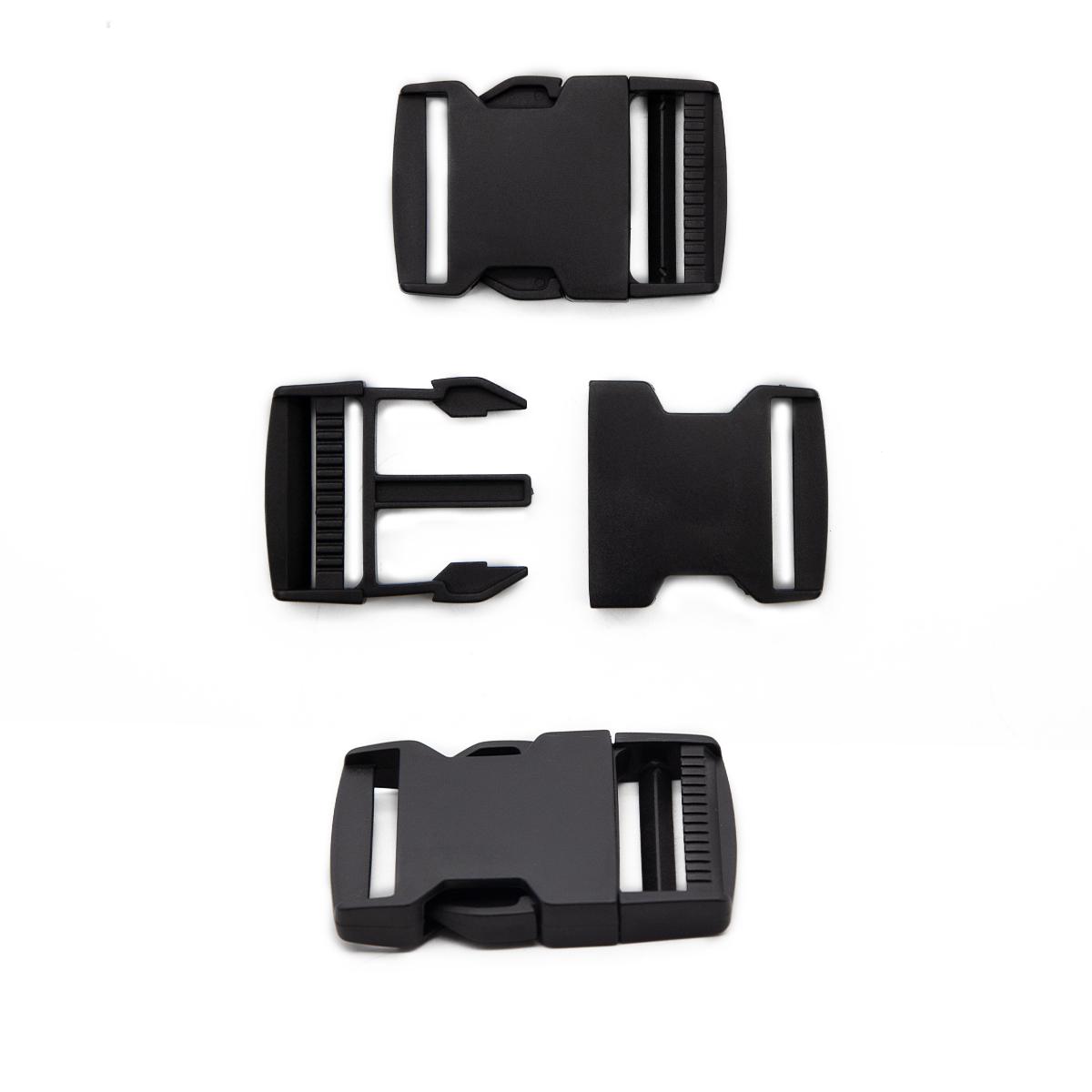 138A-002 Фастекс, черный, 38 мм