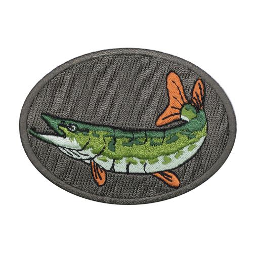 Термоаппликация 'Улов рыбака-1' 5,5*8см Hobby&Pro