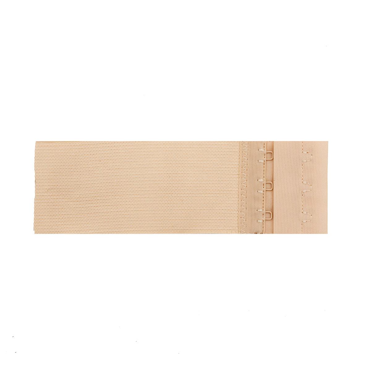 Застежка для бюстгальтера 50мм, 3 крючка, 1 шт., телесный 853103, Hobby&Pro