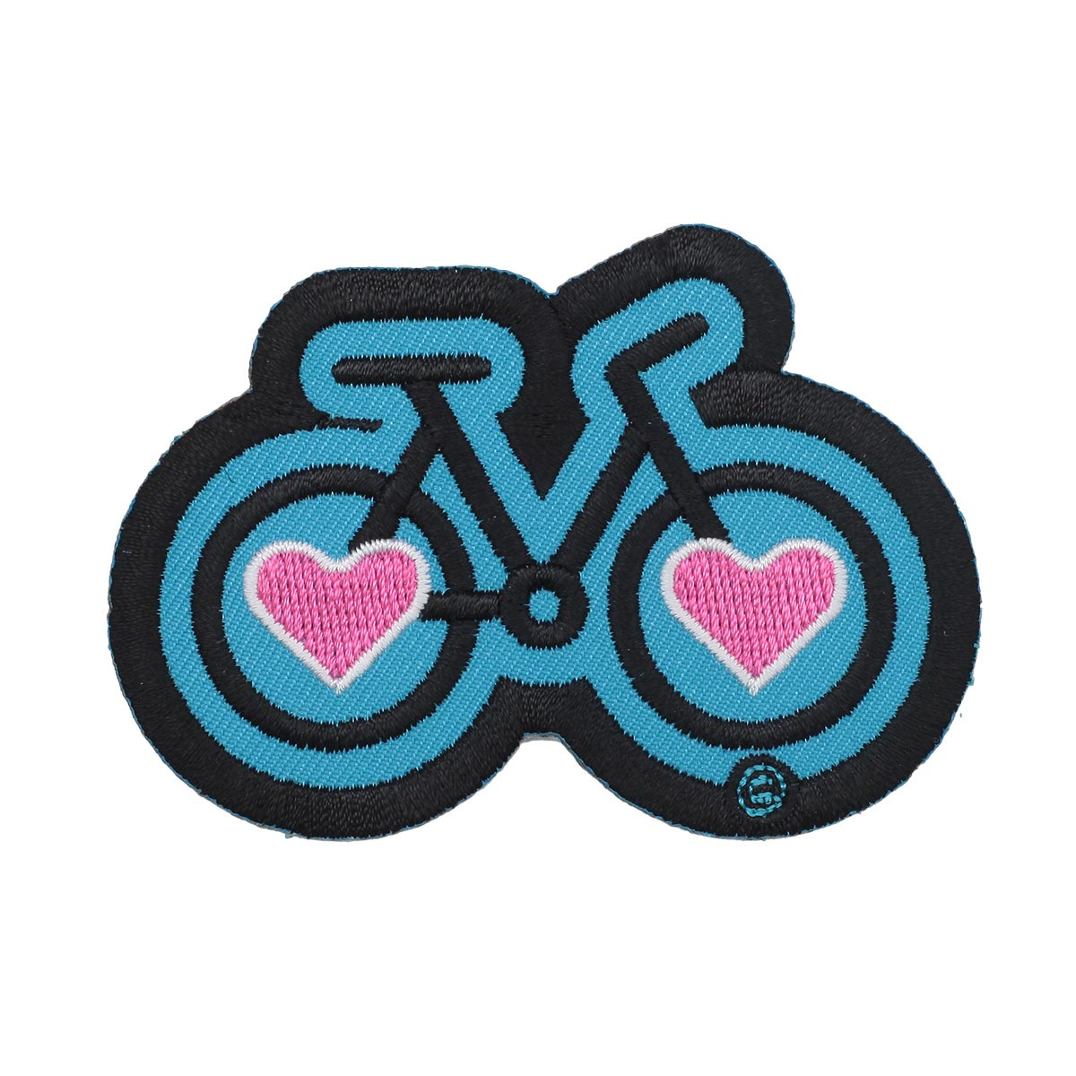 Термоаппликация 'Велосипед' 5,5*7,5см Hobby&Pro