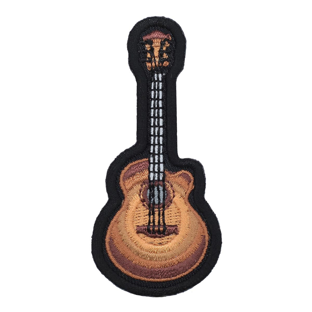 Термоаппликация 'Гитара' 3,5*7,5см Hobby&Pro