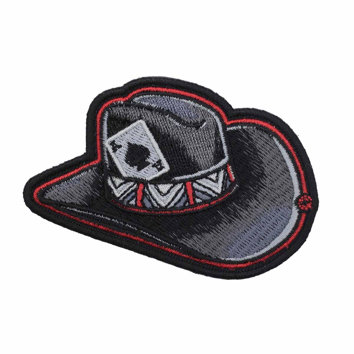 Термоаппликация 'Шляпа' 5,5*8,5см Hobby&Pro