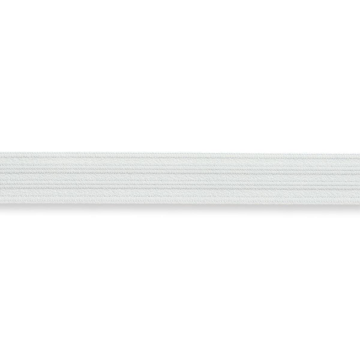 955478 Эластичная лента для уплотнения шва 25 мм 10м белый натуральный цв. Prym