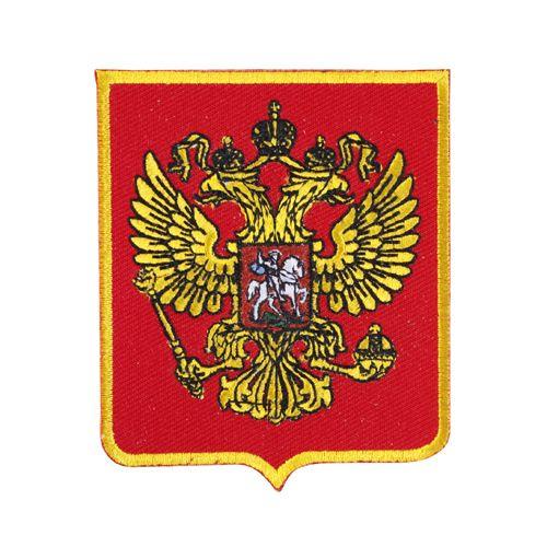 AD1429 Термоаппликация 'Герб России', 8*6,5 см, Hobby&Pro