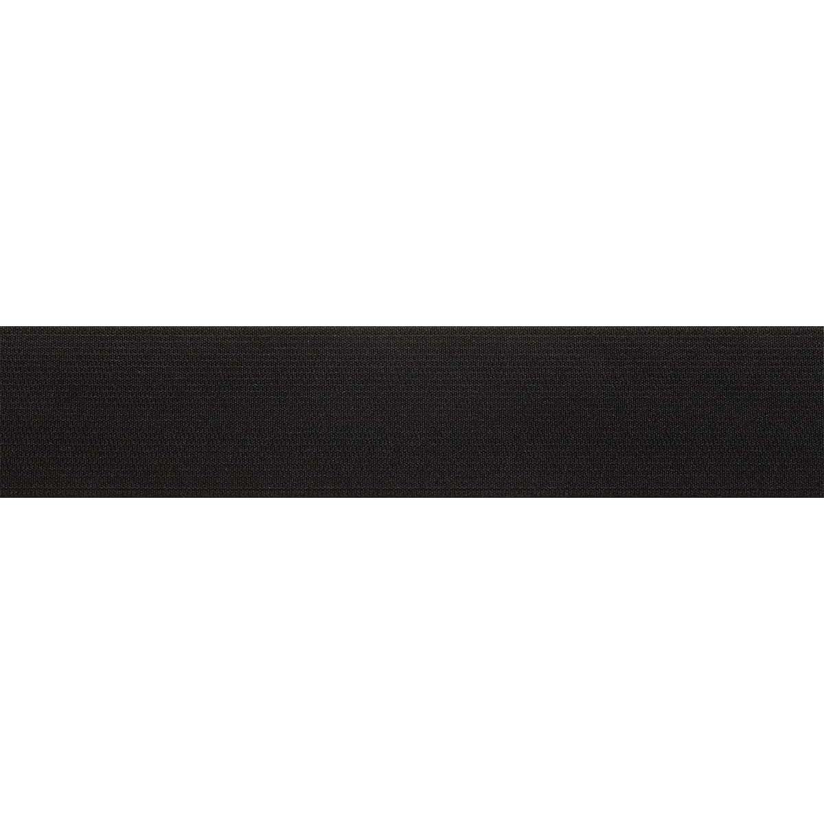 955410 Эластичная лента мягк.35мм черн.10м Prym