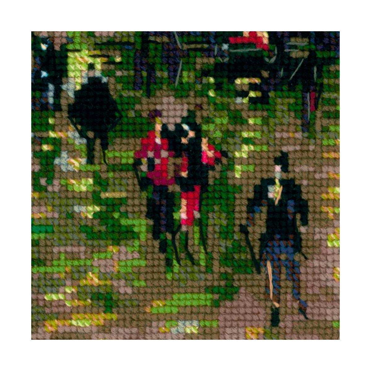1699 Набор для вышивания Риолис 'Бастилия'по мотивам картины К. Коровина 40*30см