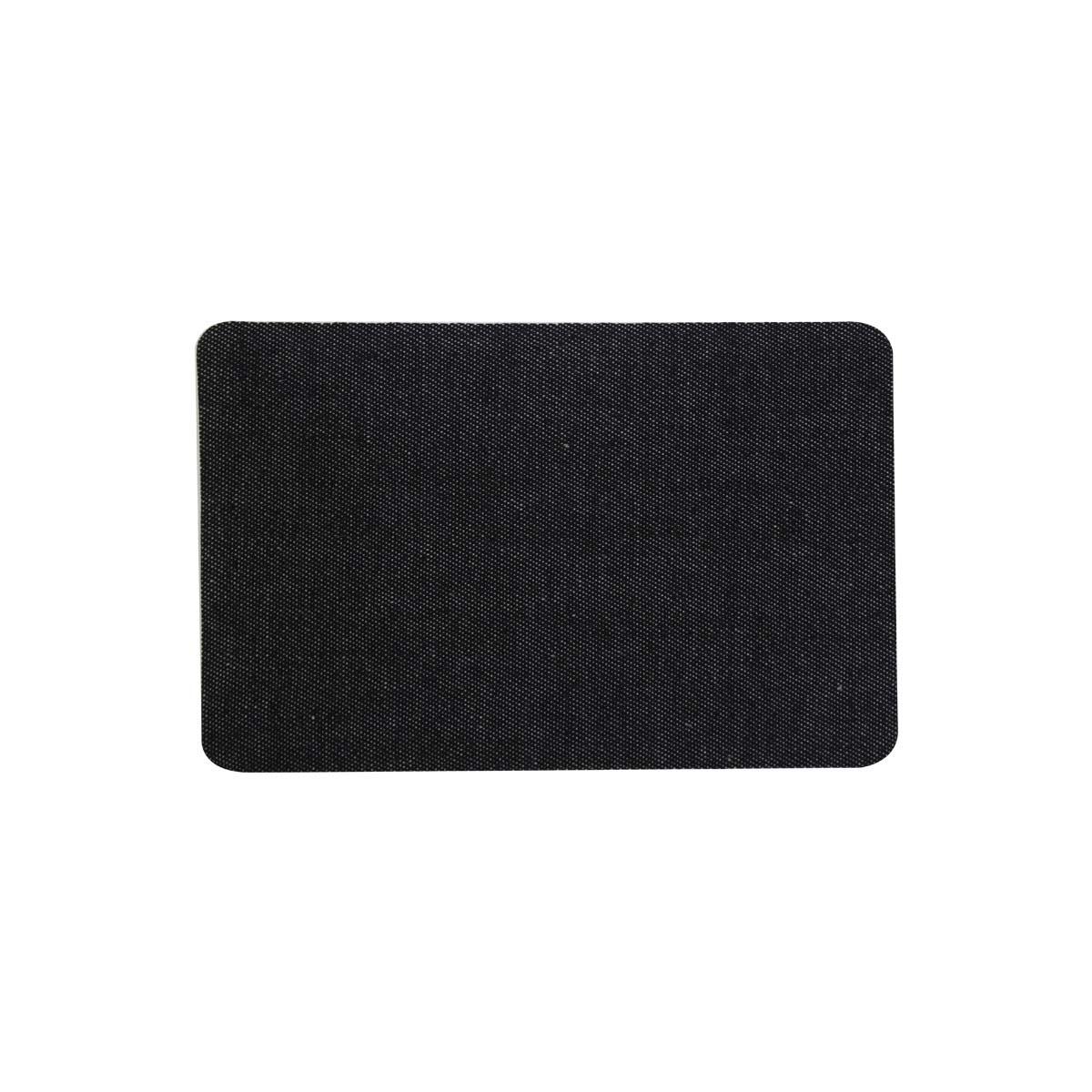 Термозаплатки джинсовые, чёрный, 2 шт. 810216, Hobby&Pro