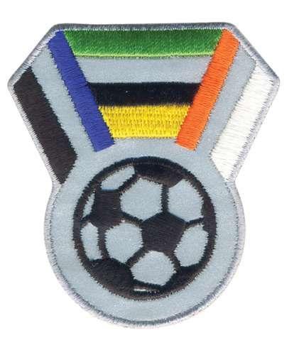AD1374SV Термоаппликация 'Медаль', 7*6 см, Hobby&Pro