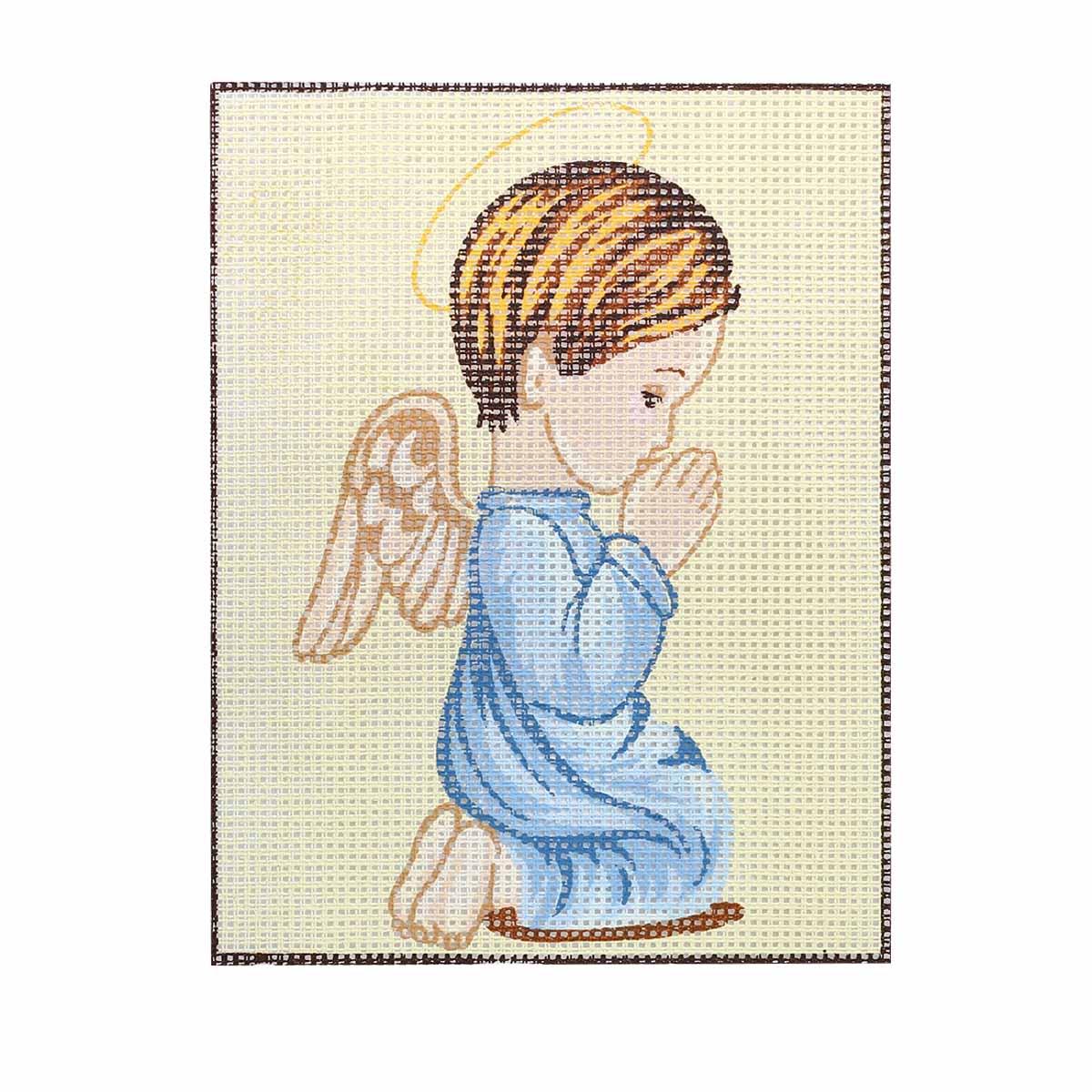 EP33 Комплект для вышивания 'Ангелочек 2' 25х20 см