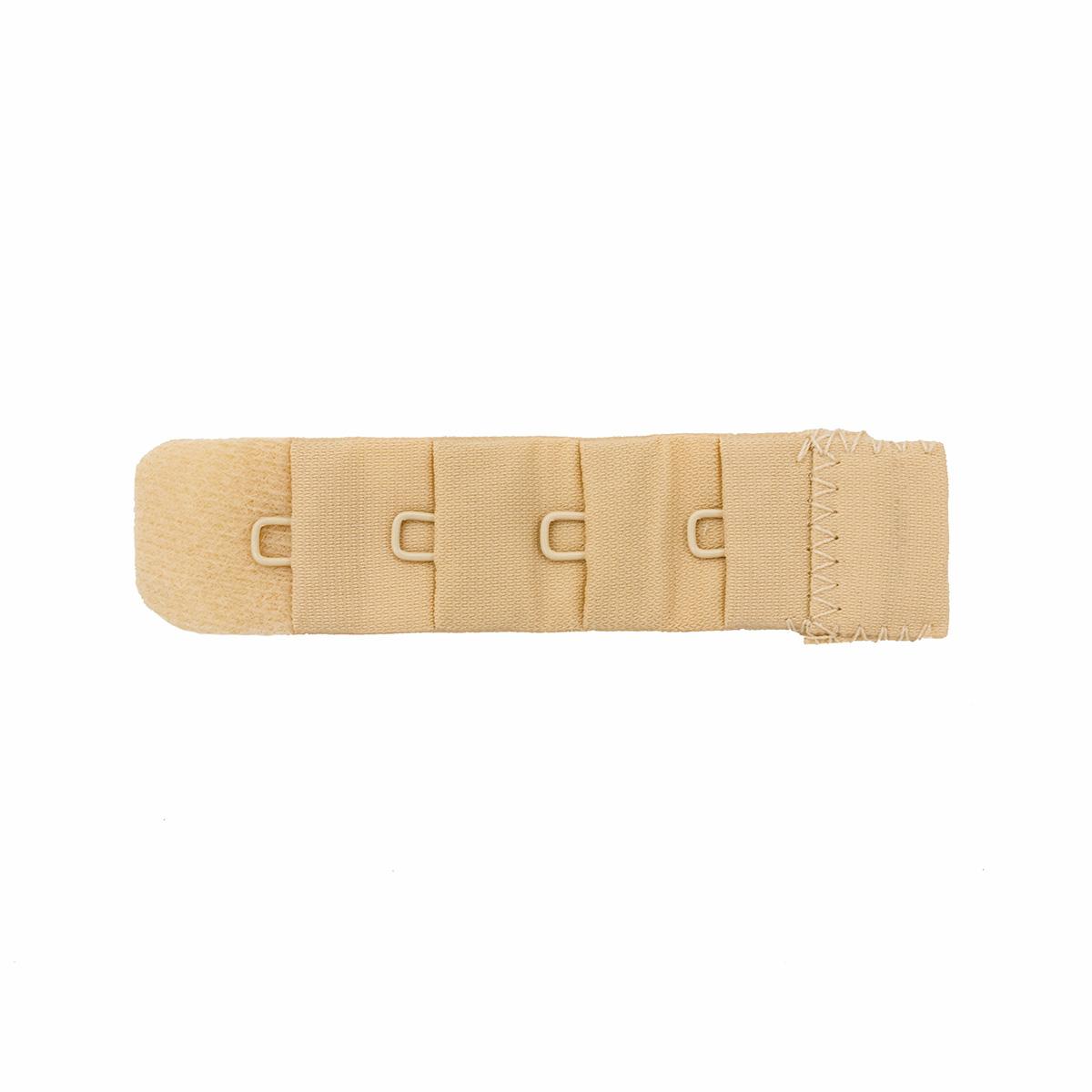 Застежка для увеличения объема бюстгальтера, 1 крючок, 1 шт., телесный 850003, Hobby&Pro