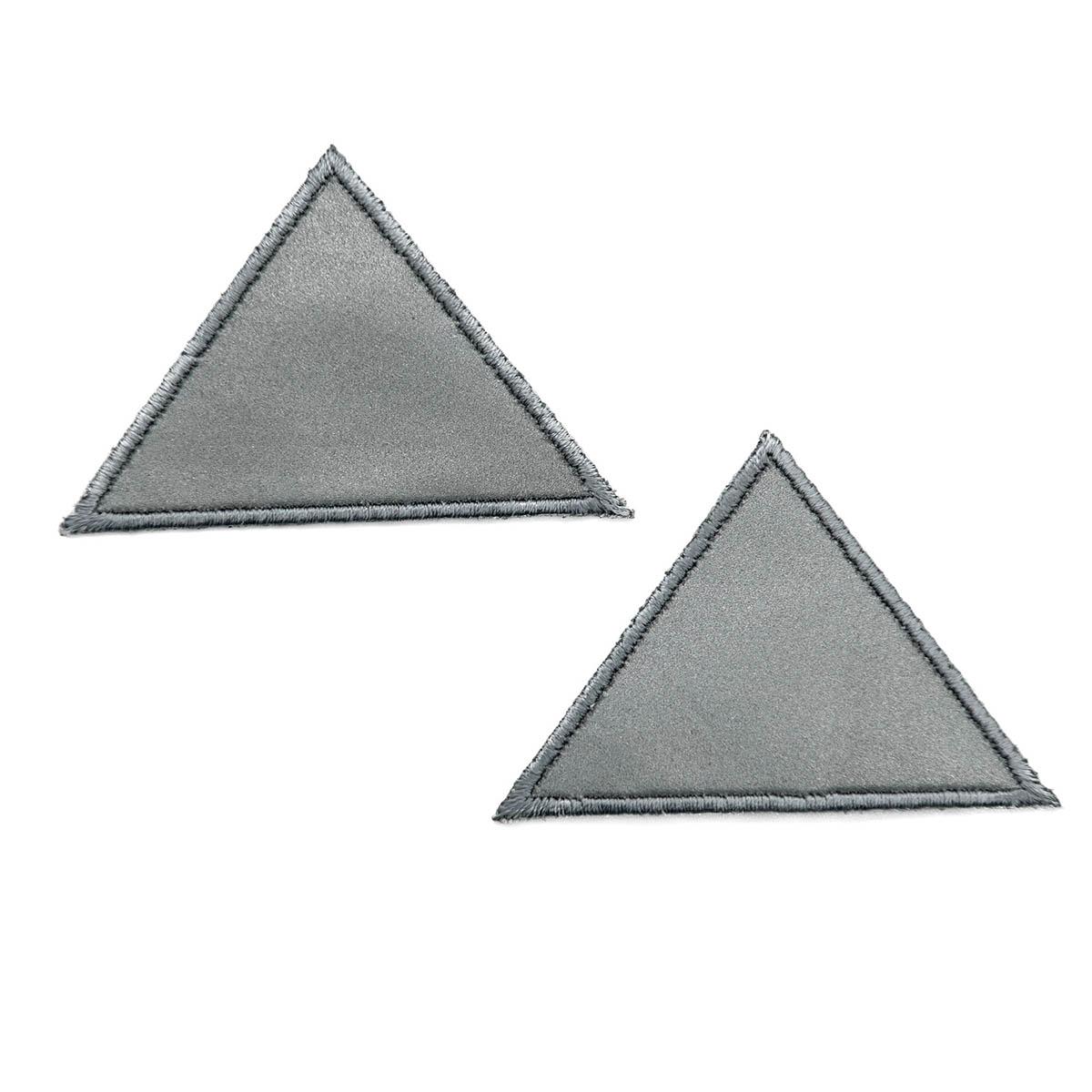 "Термоаппликация AD1400SV ""Треугольник"", Hobby&Pro"