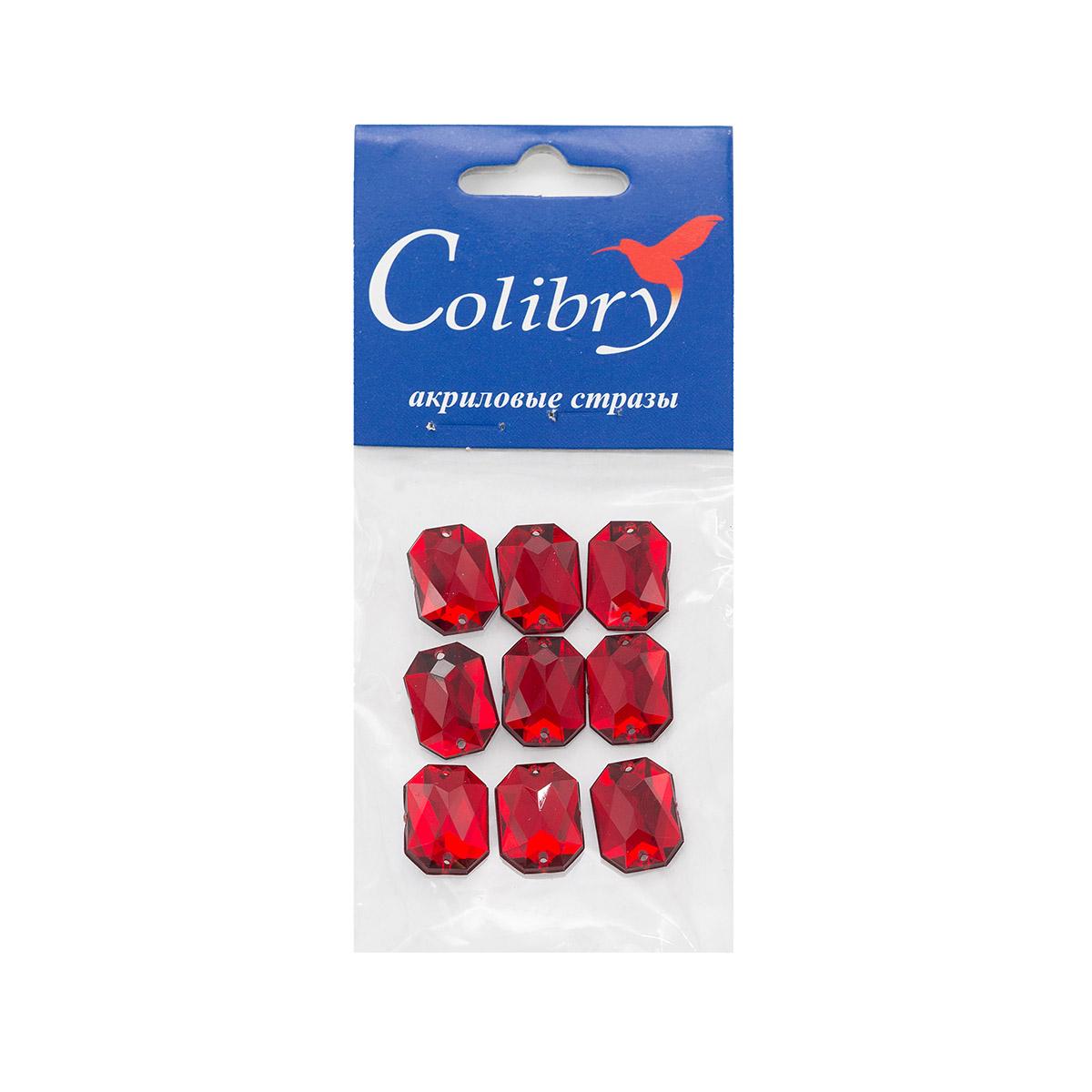 Oc10.14 Стразы акриловые Colibry