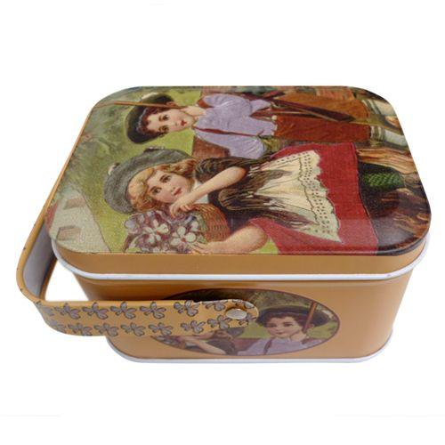 941001 Коробочка для хранения мелочей, 10*8*6,2 см, Hobby&Pro
