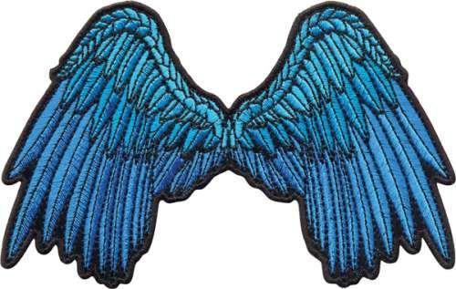 Термоаппликация AD1407 крылья Hobby&Pro
