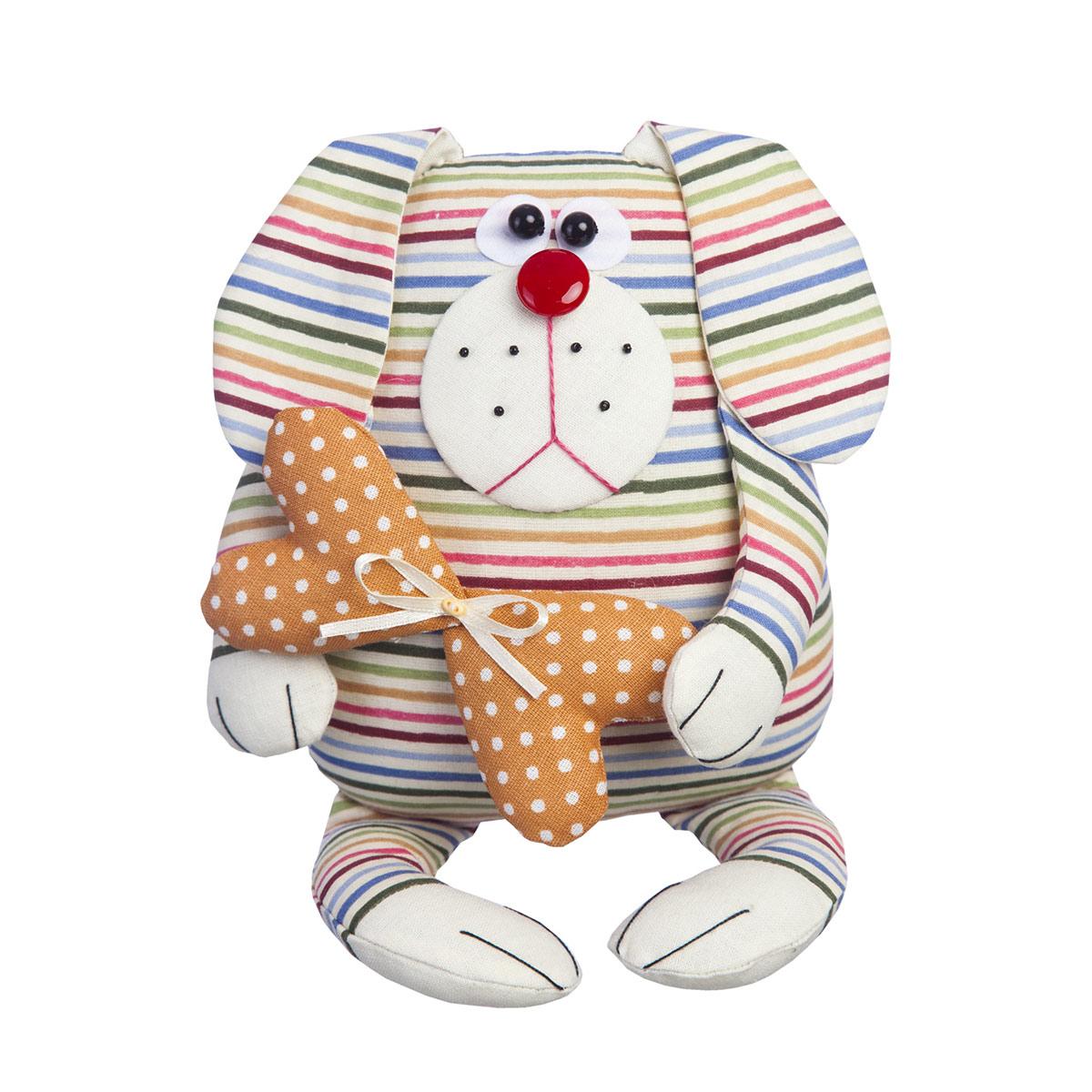 ТК-002 Набор для шитья мягкой игрушки 'Пёс Лучик'